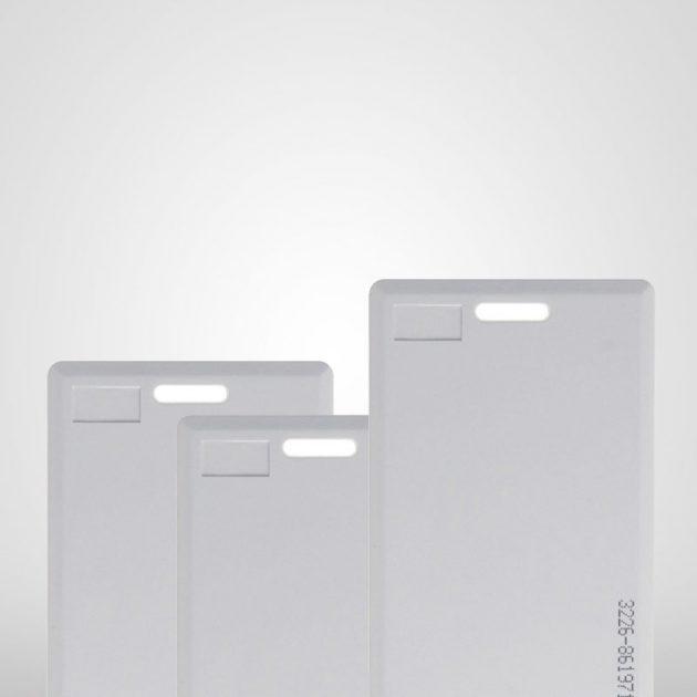 Tarjeta Clamshel compatible con HID