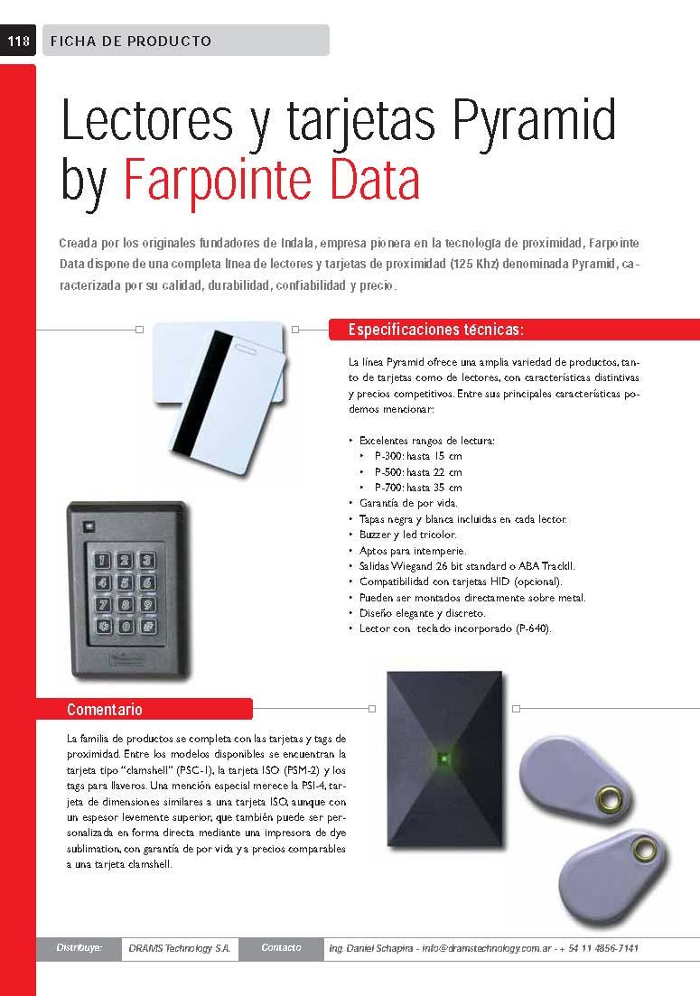 Revista Farpointe