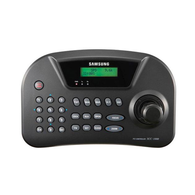 Controlador Domos y Cámaras PTZ – SPC-1010
