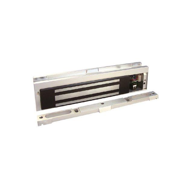 Cerradura electromagnética 600 libras con cámara de conexionado – M38