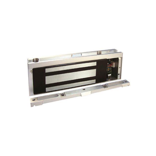 Cerradura electromagnética 1200 libras con cámara de conexionado – M68